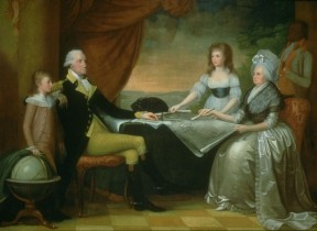 The George Washington Family