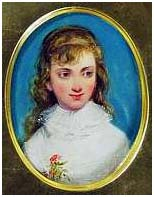 Young Nelly Parke Custis
